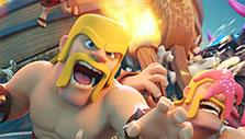 Naval Attack in Clash of Clans