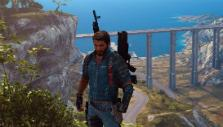 Scenery in Just Cause 3