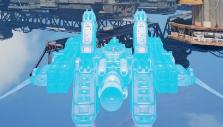 Respawning in Strike Vector EX