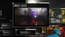 inFamous Second Son's menu and interface