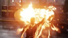 Explosion in inFamous Second Son