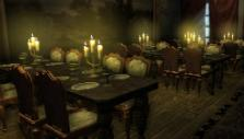 Dining room in Amnesia