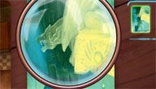 Using the magnifier in Mysterium