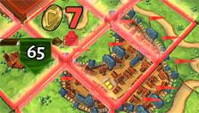 Carcassonne: End of level points count