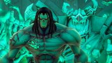 Death and his friends in Darksiders II