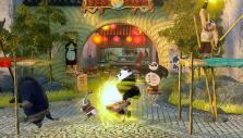 Po belly fat attack in Kung Fu Panda Showdown of Legendary Legends