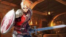 Esquire class in Record of Lodoss War Online