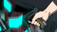 Taking a dominator in Psycho-Pass