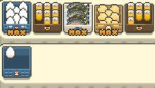 Your shop in Tiny Pixel Farm