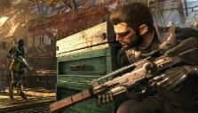 Cover and hide in Deus Ex Machina: Mankind Divided