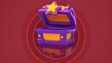 Toon Blast: Opening a Star Chest