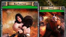 Fighting Fantasy Legends: Characters
