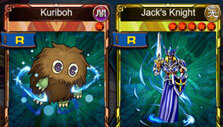 Starting deck in Yu-Gi-Oh! Duel Evolution