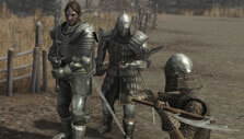 Combat in Life is Feudal