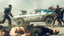 Melee combat in Mad Max