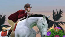 Jump in My Horse