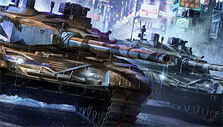 Battalion in Armored Warfare