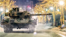 Night in Armored Warfare