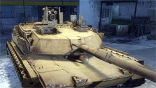 Customization in Armored Warfare