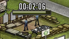 The Walking Dead: Road to Survival: Training ground