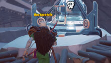 Gameplay in Darwin Project