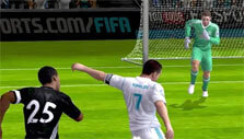 Shooting in FIFA Soccer: FIFA World Cup
