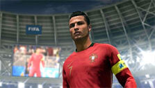 Pose in FIFA Soccer: FIFA World Cup