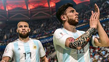 Messi in FIFA Soccer: FIFA World Cup