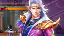 Male Mage in Clash of Heaven
