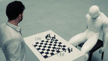Past Cure: Playing chess