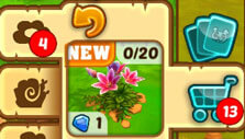 Buying stuff in Zoo 2: Animal Park