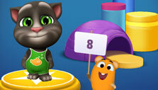 Rate your pet in My Talking Tom 2