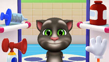 My Talking Tom 2: Treating hiccups