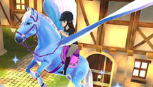 Ride magical horses in Horse Riding Tales