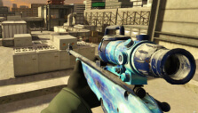 Sniper rifle in Combat Arms: Reloaded