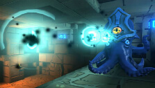 Dungeon Monster in Portal Knights