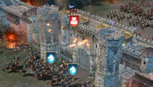 Game of Thrones: Sieging a wall
