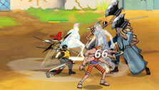 One Piece H5: Boss fight