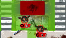 Zombicide: Zombie spawning area
