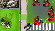 Zombicide: Battling a zombie horde