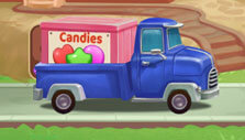 Candy Land: Making a delivery