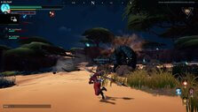 Fighting a Shrike in Dauntless