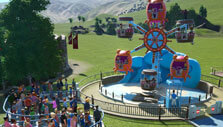 Planet Coaster: Family fun ride