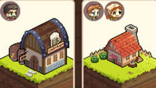 Cooking Quest: Develop the town