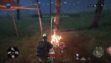 Lighting a fire in Don't Even Think