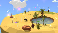 My Oasis: Idle gameplay