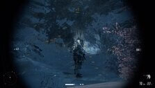 Shot to kill two enemies at the same time in Sniper Ghost Warrior: Contracts