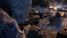 Aiming in Sniper Ghost Warrior: Contracts