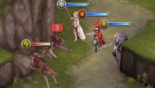 Putting a team in a good formation in War of the Visions: Final Fantasy Brave Exvius