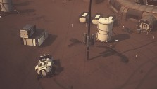 Research base in Moons of Madness